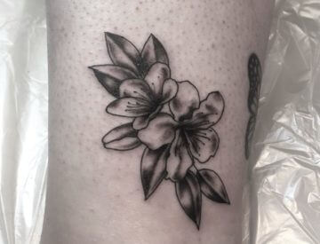 Flower Tattoo Cherryblossom